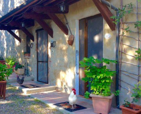 Bio Bauernhof Incanto del Fiume - Agriturismo Bio Volterra - (Pisa) - Toskana nahe dem Meer, mit Ferienwohnungen und pool , ideal für den Familienurlaub