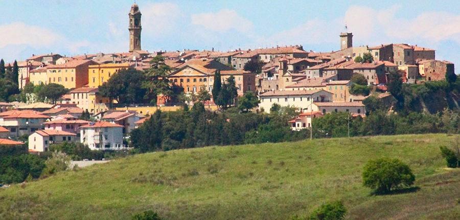 Pomarance, Volterra in der Toskana, urlaub auf dem Bio-Bauernhof Agriturismo nahe dem Meer